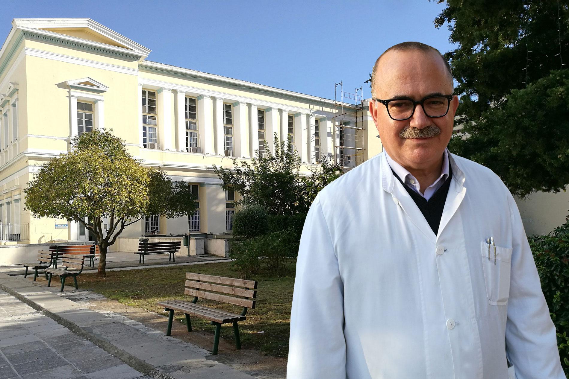 DR Μύρων Φασουλάκης